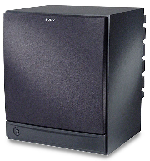 O/T.....Sony Home Theatre Subwoofer - JeepBBS
