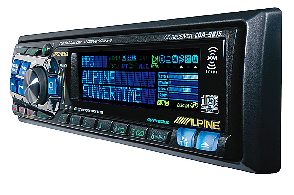 [DIAGRAM_1CA]  Brand new Alpine 9815 for sale. - NASIOC | Alpine Cda 9815 Wiring Harness |  | Nasioc